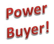 Infinite Buyer is for Power Buyers